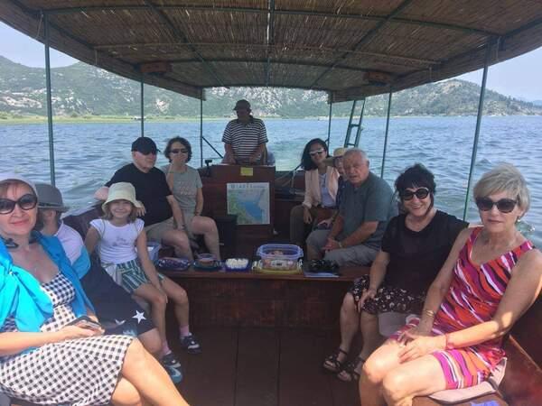 שושנה נחימוב מדריכת תיירות דוברת עברית במונטנגרו 4